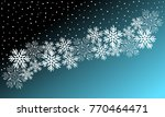 background with white...   Shutterstock .eps vector #770464471
