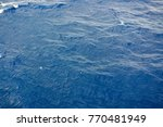 water texture with ripples | Shutterstock . vector #770481949