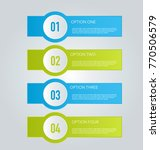 business infographic template... | Shutterstock .eps vector #770506579