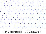 light blue vector geometric... | Shutterstock .eps vector #770521969