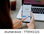 chiang mai thailand   dec 08 ... | Shutterstock . vector #770541121
