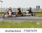 bucharest  romania   may 8 ... | Shutterstock . vector #77057479