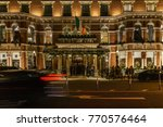 dublin  ireland   7 december... | Shutterstock . vector #770576464