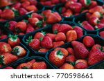 Strawberries In Containers...