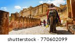 jaipur  india  september 26 ... | Shutterstock . vector #770602099