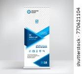 modern advertising banner ...   Shutterstock .eps vector #770621104