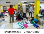 bukit mertajam  malaysia ... | Shutterstock . vector #770649589