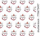 vector illustration design... | Shutterstock .eps vector #770675497