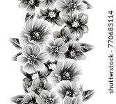 abstract elegance seamless... | Shutterstock . vector #770683114