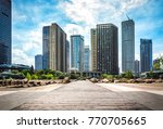 top view photography of the... | Shutterstock . vector #770705665