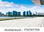 the beautiful cityscape | Shutterstock . vector #770707759