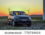 vienna  austria   october 21 ... | Shutterstock . vector #770734414