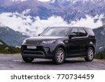salzburg  austria   october 21  ... | Shutterstock . vector #770734459