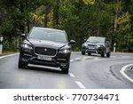 davos  switzerland   october 3  ... | Shutterstock . vector #770734471