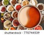 Small photo of Chinese medicinal herb hotpot