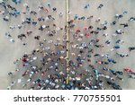 st. petersburg  russia  july 21 ... | Shutterstock . vector #770755501