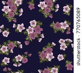 tracery pattern in mini... | Shutterstock .eps vector #770765089