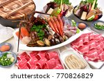 taiwan's cold winter  full of...   Shutterstock . vector #770826829