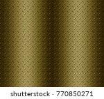 steel texture plate metal... | Shutterstock . vector #770850271