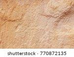 Details Of Sandstone Texture...
