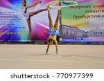orenburg  russia   november 25  ... | Shutterstock . vector #770977399