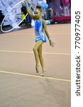 orenburg  russia   november 25  ... | Shutterstock . vector #770977405