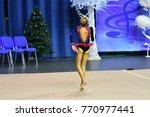 orenburg  russia   november 25  ... | Shutterstock . vector #770977441