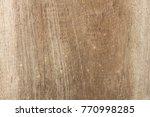 brown wood wall texture | Shutterstock . vector #770998285