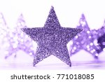 textured glittering ultra... | Shutterstock . vector #771018085