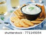 Feta Cream Cheese Dill Garlic...
