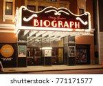 chicago   december 2017 ... | Shutterstock . vector #771171577