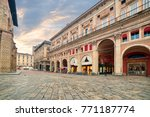 ancient buildings on main...   Shutterstock . vector #771187774