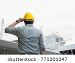 engineer engineer man engineer... | Shutterstock . vector #771201247