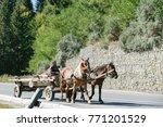 targu mures  romania  ... | Shutterstock . vector #771201529