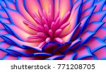 beautiful background with... | Shutterstock . vector #771208705