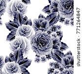 abstract elegance seamless... | Shutterstock . vector #771264847