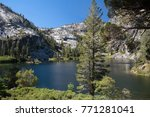 Eagle Lake In California S...