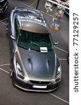 bucharest  romania   may 13 ... | Shutterstock . vector #77129257