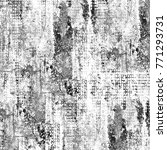 texture black and white grunge. ... | Shutterstock . vector #771293731