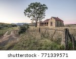 An Abandoned Farmhouse Located...