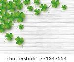 St Patricks Day Background...