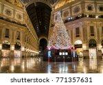 milan  italy   december 01 ...   Shutterstock . vector #771357631