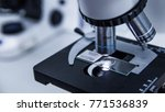 medical equipment microscope...   Shutterstock . vector #771536839