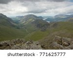 The High Stile Ridge From Green ...