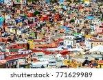 View Over Guanajuato City ...