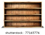 old grunge wood texture use for ... | Shutterstock . vector #77165776
