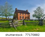 The Old Stone House In The...