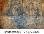 grunge background texture | Shutterstock . vector #771728821