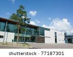 new school building | Shutterstock . vector #77187301