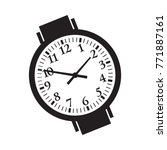 clock time icon   Shutterstock .eps vector #771887161